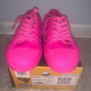 Gola Shoes - COPY - Gola Neon Fuchsia Style CLA669ZK